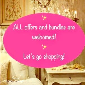 All offers and bundles are welcomed!